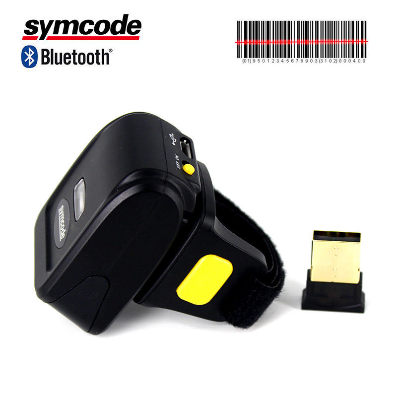 Portable Laser Wireless Barcode Scanner Long Distance For Businesses