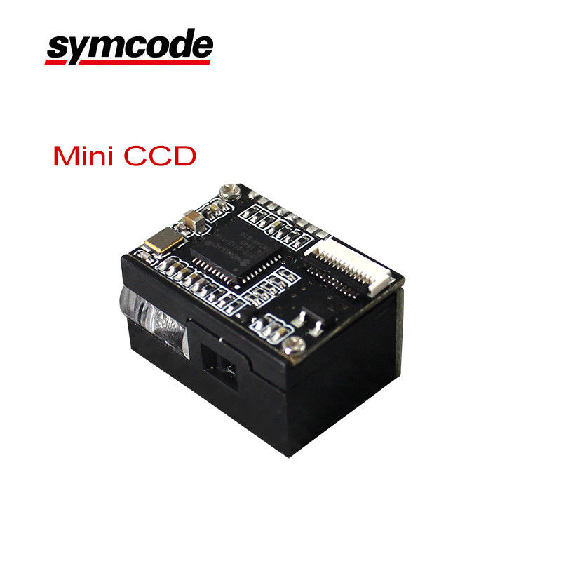 Small Embedded CCD Barcode Scan Engine Reliable Reading Performance For Kiosk