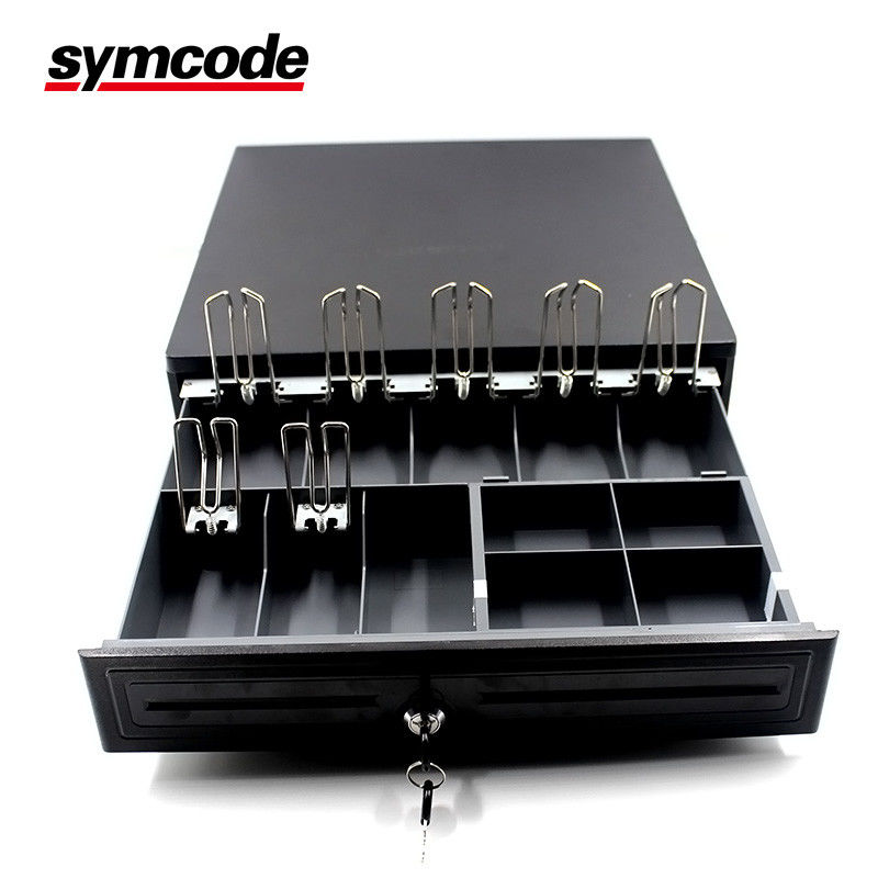3 Position Locking Cash Drawer 0.8m Cable Length Telecommunication Open